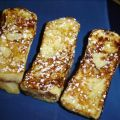 French Toast Bars