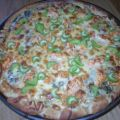 Buffalo Chicken Pizza #RSC