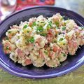 Red Potato Salad with Horseradish
