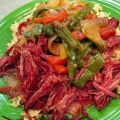 Corned Beef Brisket in Raspberry Vinaigrette[...]