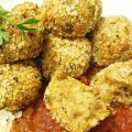 Cheesy Potato & Italian Sausage Balls #5FIX