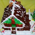 Gingerbread Man Cookies /House