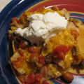 Mexican Beef Casserole