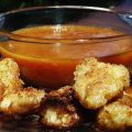 Crispy Chicken With Sweet & Sour Dipping Sauce