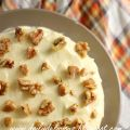 Carrot Cake, Easy lazy cake.