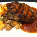 Grilled Pork Chop With Rosemary Teriyaki Butter[...]
