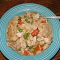 Chicken and Dumplings, Southern Style