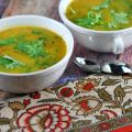 Butternut Squash Soup with Kale