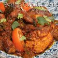 Balti Chilli Chicken