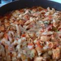 Buffalo Chicken Chili Mac for Olympians -[...]
