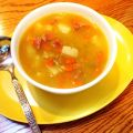 Corned Beef and Vegetable Soup Recipe