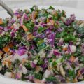 Colorful Raw Green Superslaw Recipe