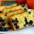 Blueberry Orange Quick Bread