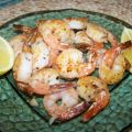 Grilled Shrimp Pili Pili