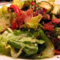 Brussels Sprouts Salad with Warm Bacon[...]