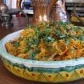 Raw Butternut Squash Salad with Maple-Cinnamon[...]