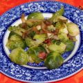 Brussels Sprouts With Pancetta & Onions Recipe[...]