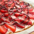 Strawberry Cream Fridge-Cake Recipe