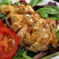 Cajun Chicken Salad for Two
