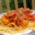 Low Fat & Easy Chicken Cacciatore