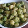 Brussels Sprouts Dijon