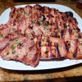 Grilled Pork Chops with Caribbean Wet Rub Recipe