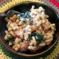 Baked Macaroni and Cheese With Kale and Great[...]