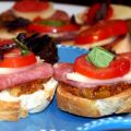 Antipasto With Provolone